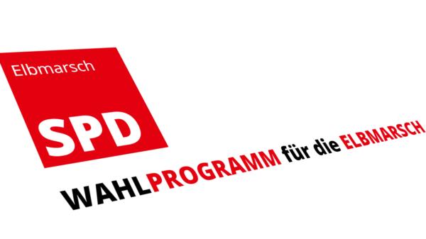 Teaser Wahlprogramm Elbmarsch