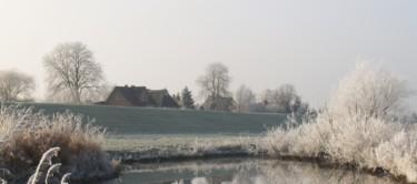 Winterbuehne Deich